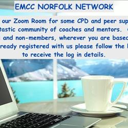 Copy of Norfolk Network - Fortnightly Zoom Room
